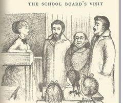 school board visit