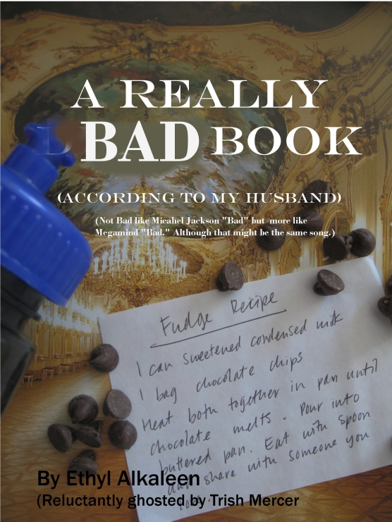 really bad book cover