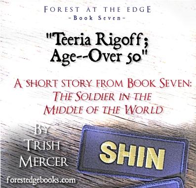 Teeria Rigoff short story cover